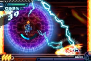 Azure Striker Gunvolt Screenshot