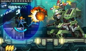 Azure Striker Gunvolt Review - Screenshot 3 of 7