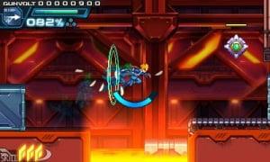 Azure Striker Gunvolt Review - Screenshot 6 of 7