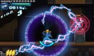 Azure Striker Gunvolt Review - Screenshot 5 of 7
