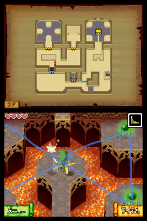 The Legend of Zelda: Phantom Hourglass Review - Screenshot 2 of 4