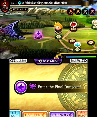 Theatrhythm Final Fantasy: Curtain Call Review   Screenshot 4 Of 7