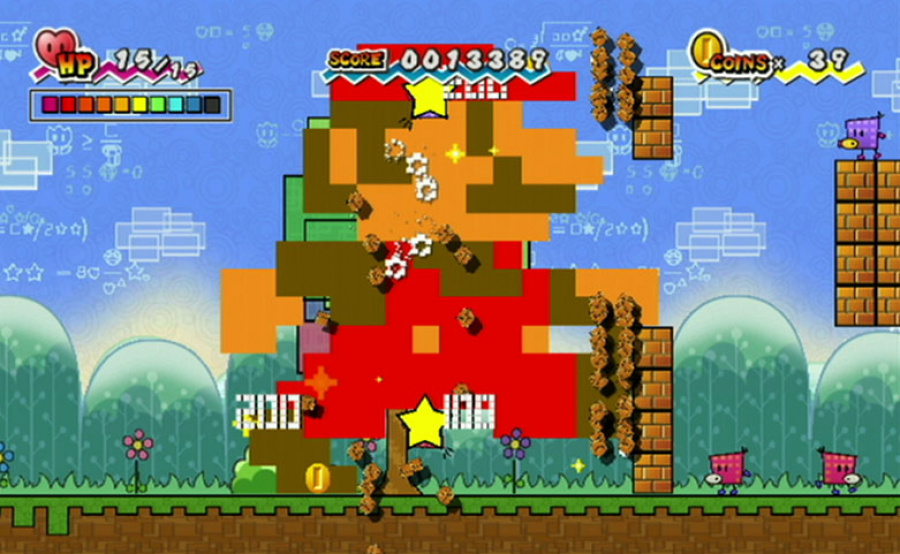 Super Paper Mario Review - Screenshot 5 of 6