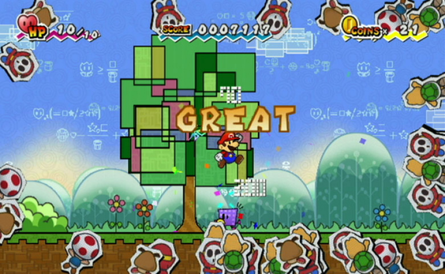 Super Paper Mario Review - Screenshot 4 of 5