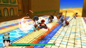 One Piece Unlimited World Red Review - Screenshot 2 of 7
