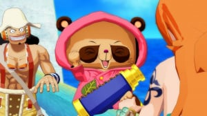 One Piece Unlimited World Red Review - Screenshot 4 of 7