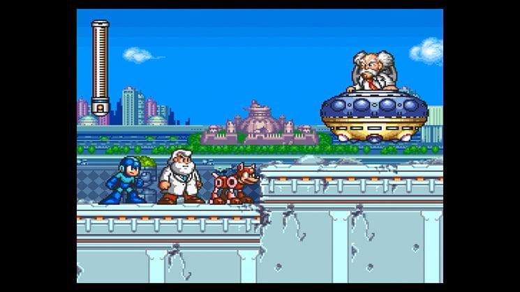 Mega Man 7 Review (New 3DS / SNES) | Nintendo Life