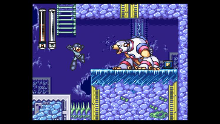 Mega Man 7  Snes    Super Nintendo  Screenshots