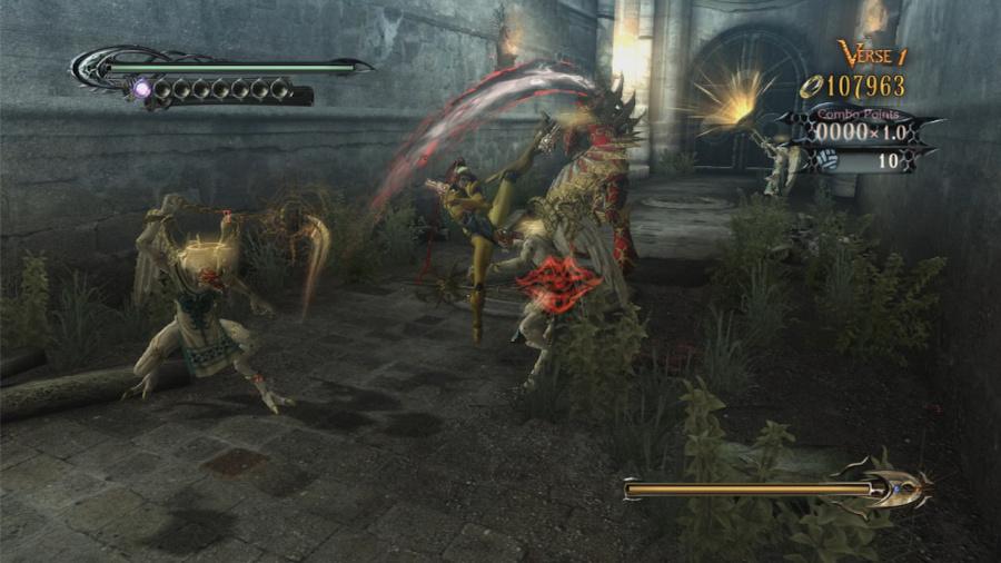 Bayonetta Review - Screenshot 3 of 6