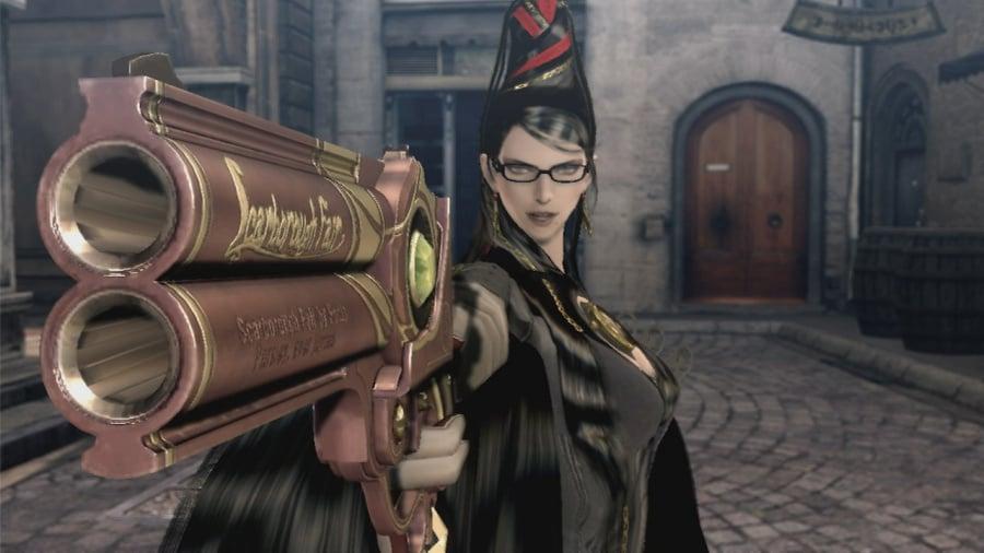 Bayonetta Review - Screenshot 2 of 6