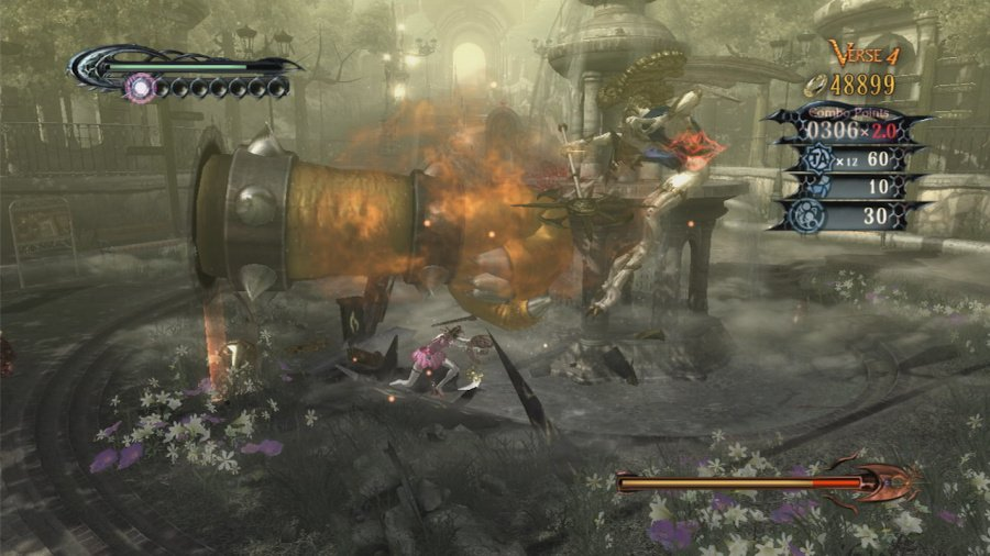 Bayonetta Review - Screenshot 4 of 6