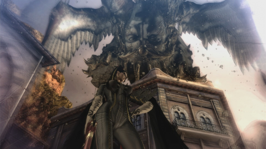Bayonetta Review - Screenshot 1 of 6