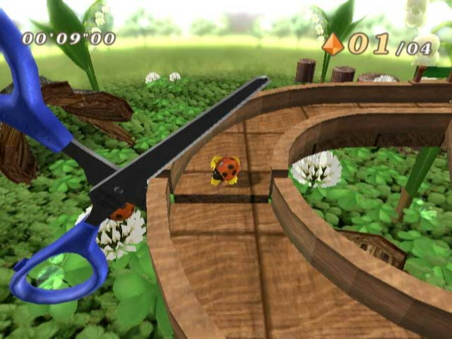 Kororinpa Screenshot