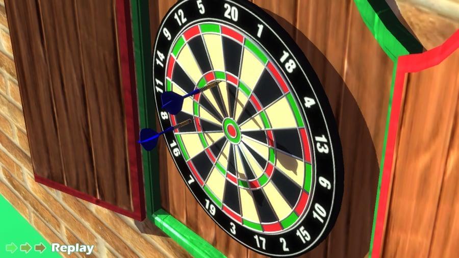 Darts Up Review - Screenshot 1 of 2