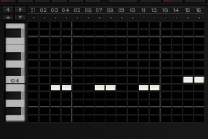 KORG DSN-12 Screenshot