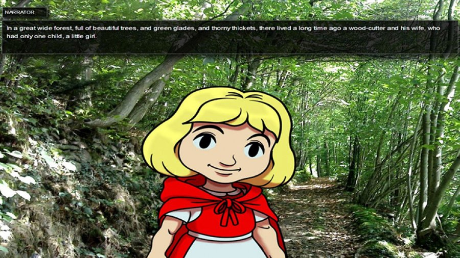 Red Riding Hood Review - Screenshot 1 of 2