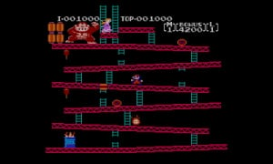 Donkey Kong: Original Edition Review - Screenshot 1 of 3