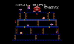 Donkey Kong: Original Edition Review - Screenshot 1 of 3
