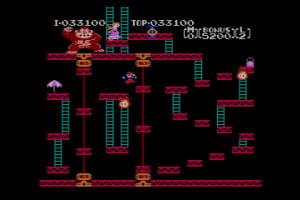 Donkey Kong: Original Edition Screenshot