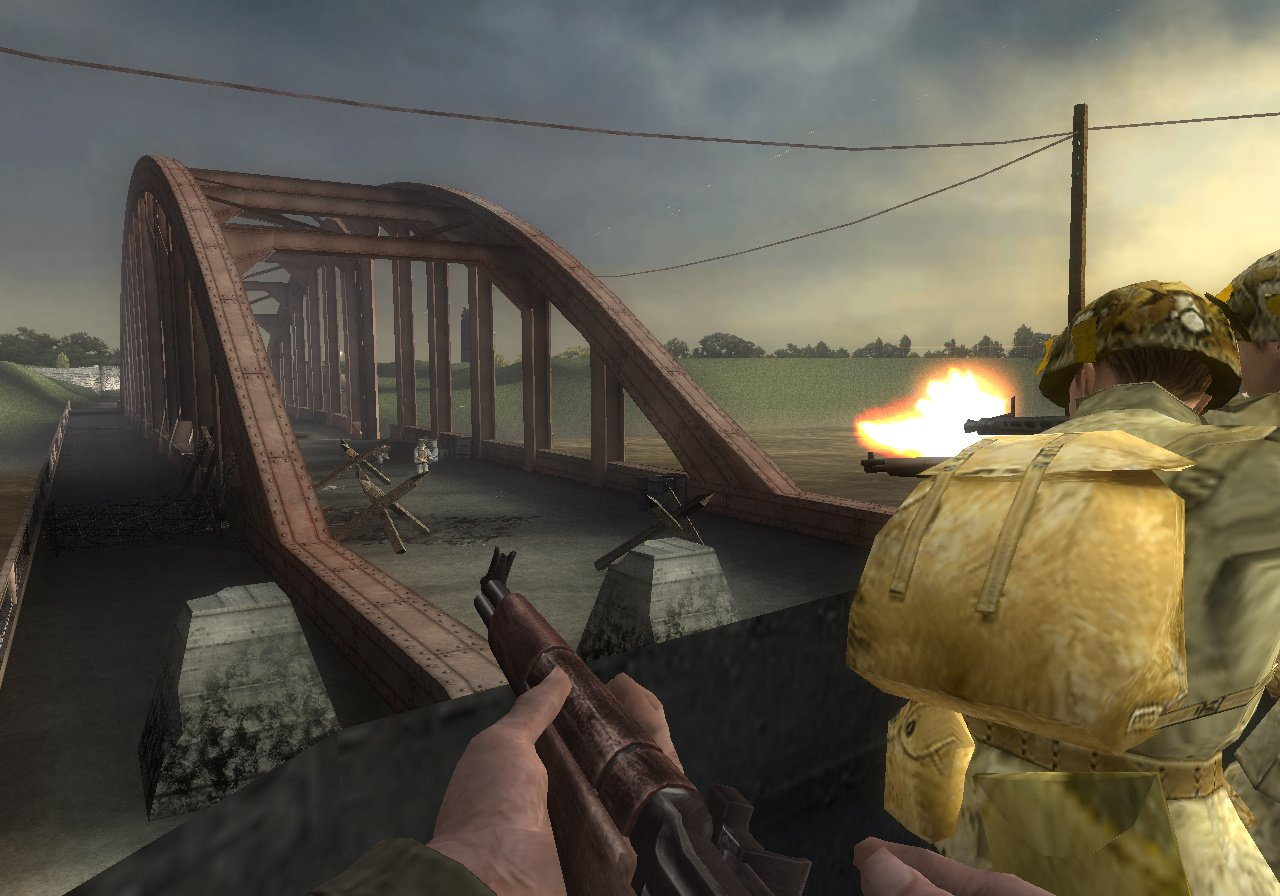 Medal Of Honor Vanguard Review Wii Nintendo Life