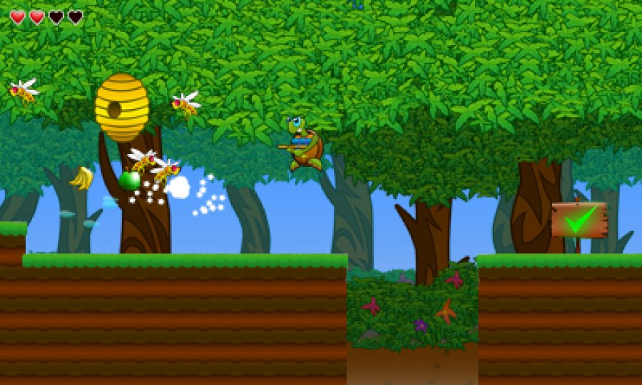Turtle Tale Review - Screenshot 1 of 2
