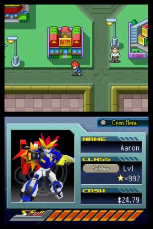 Custom Robo Arena Review - Screenshot 1 of 4