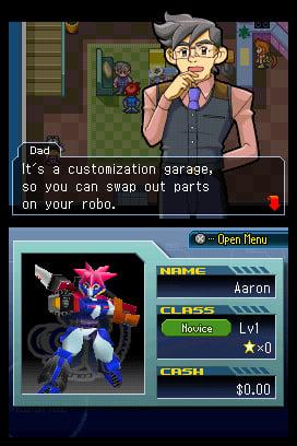 Custom Robo Arena Ds Game Profile News Reviews