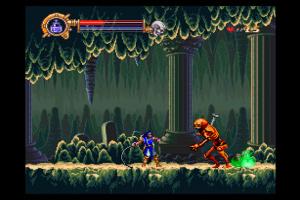 Castlevania: Dracula X Screenshot