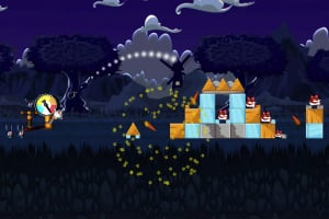 Angry Bunnies: Colossal Carrot Crusade Screenshot