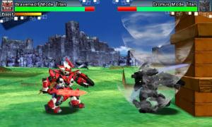 Tenkai Knights: Brave Battle Review - Screenshot 3 of 4