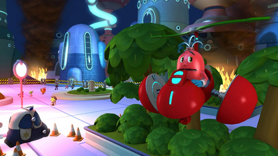 Pac-Man and the Ghostly Adventures 2 Review - Screenshot 2 of 5