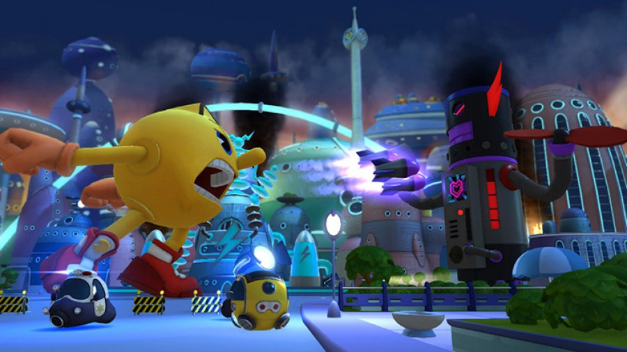 Pac-Man and the Ghostly Adventures 2 Review - Screenshot 3 of 5