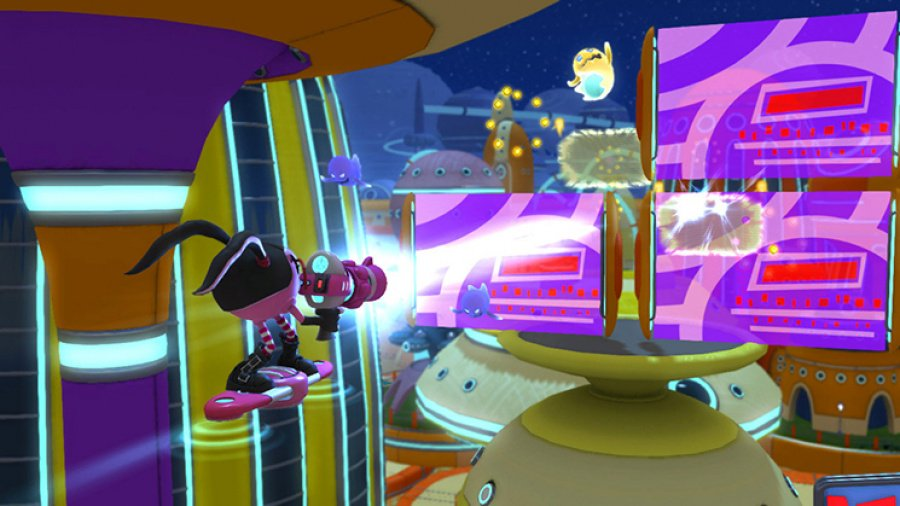 Pac-Man and the Ghostly Adventures 2 Review - Screenshot 1 of 5