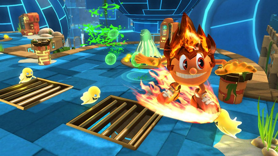 Pac-Man and the Ghostly Adventures 2 Review - Screenshot 5 of 5