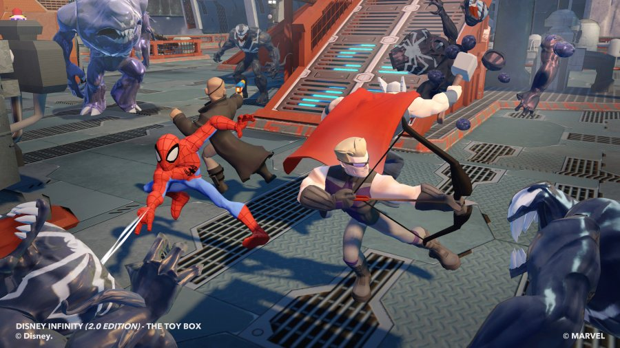 Disney Infinity 2.0 Review - Screenshot 2 of 5