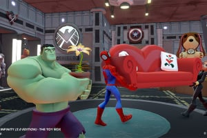 Disney Infinity 2.0 Screenshot