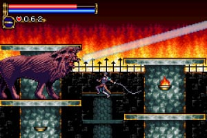 Castlevania: Circle of the Moon Review - Screenshot 2 of 3