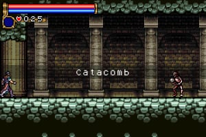 Castlevania: Circle of the Moon Screenshot