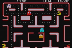 Namco Museum Screenshot
