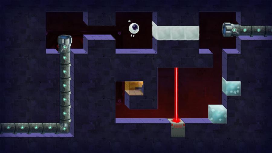 Tetrobot & Co Review - Screenshot 2 of 4