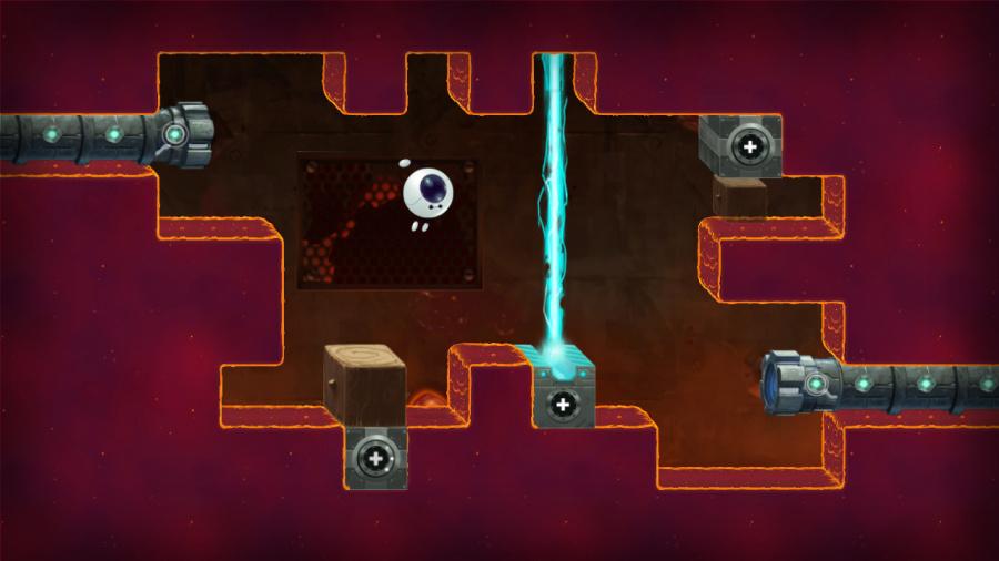 Tetrobot & Co Review - Screenshot 1 of 4