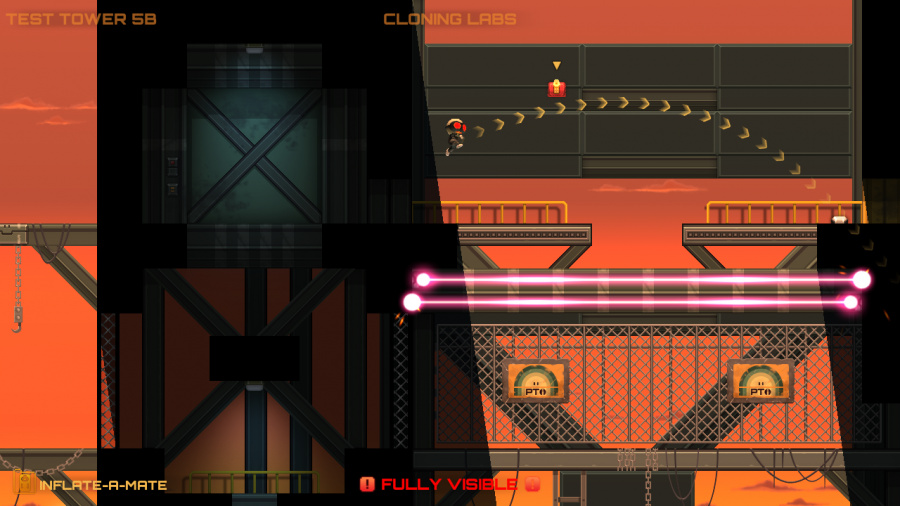 Stealth Inc 2: A Game of Clones Review - Screenshot 4 of 6