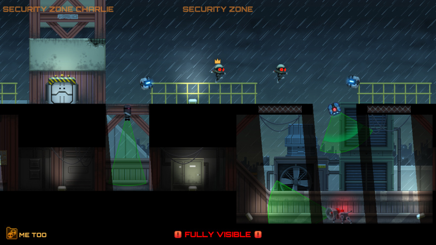 Stealth Inc 2: A Game of Clones Review - Screenshot 1 of 6