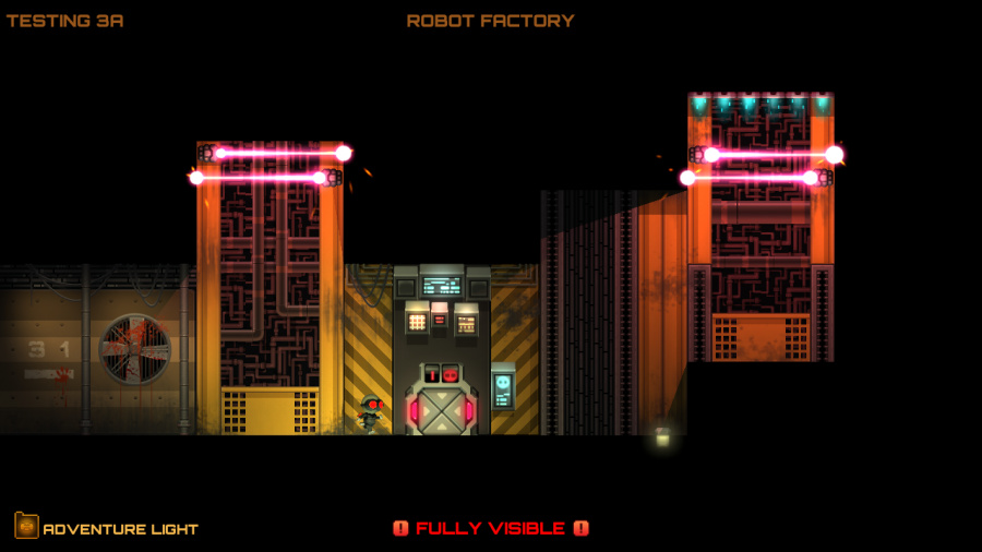 Stealth Inc 2: A Game of Clones Review - Screenshot 3 of 6