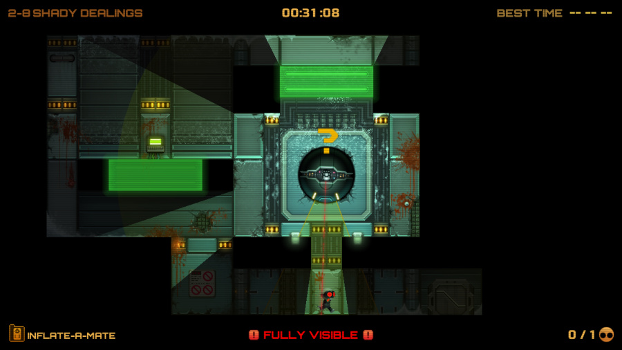 Stealth Inc 2: A Game of Clones Review - Screenshot 2 of 6