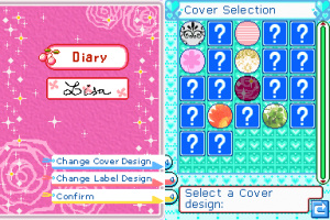 Magical Diary: Secrets Sharing Screenshot