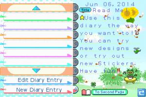Magical Diary: Secrets Sharing Screenshot