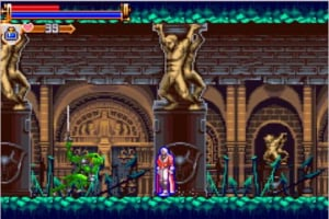 Castlevania: Harmony of Dissonance Screenshot