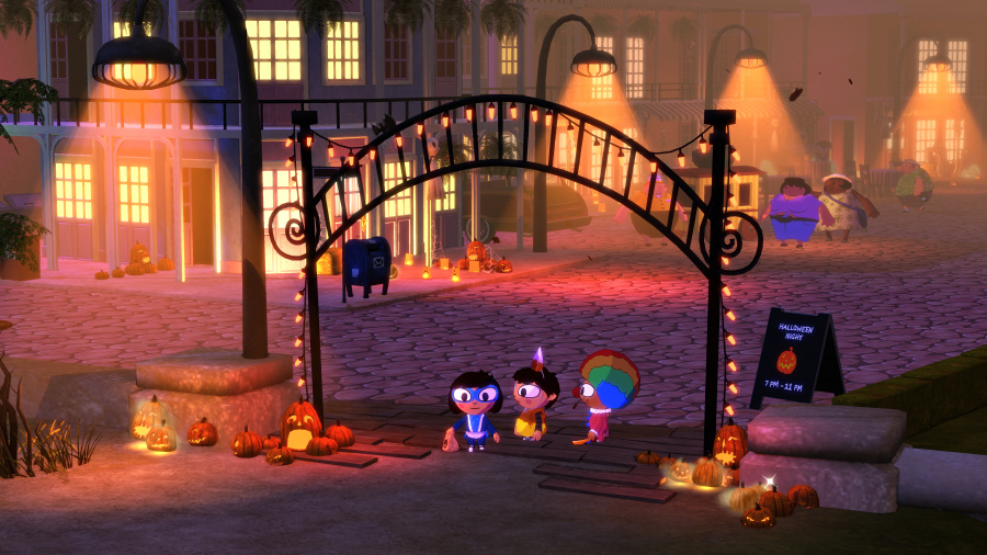 Costume Quest 2 Review - Screenshot 1 of 3