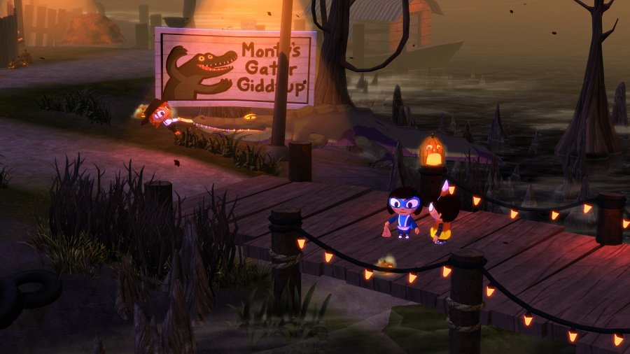 Costume Quest 2 Review - Screenshot 2 of 3